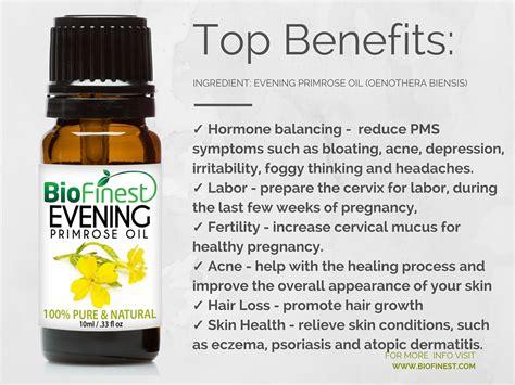 primrose oil and hairloss biofinest 100 organic evening primrose oil best moisturizer