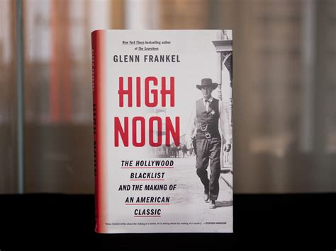 high noon the blacklist and the of an american classic books high noon takes aim at the blacklist ncpr news