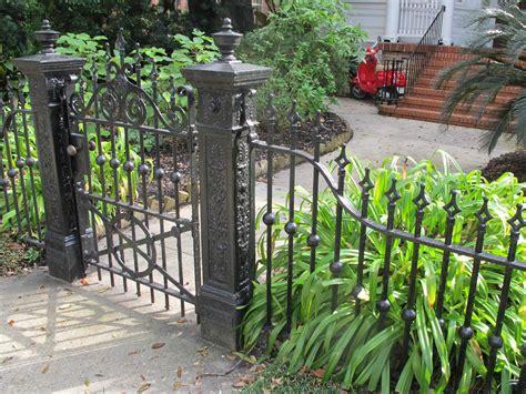Garden Of Iron Postcard From New Orleans Miss Rumphius