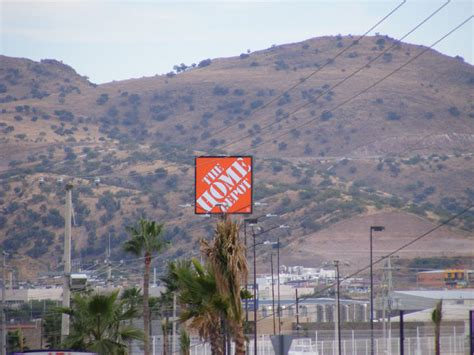 home depot opens mexican store within eyesight of arizona