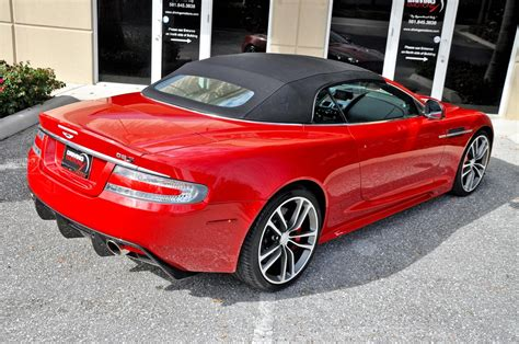 dbs volante for sale 2012 aston martin dbs volante dbs volante stock 5847 for