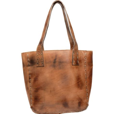 Bed Tote by Bed Stu Stevie Midsize Leather Tote Ebay