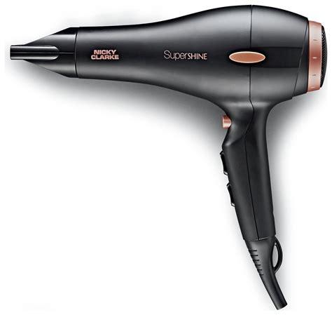 Hair Dryer On Sale sale on nicky clarke supershine ac 2200w hair dryer