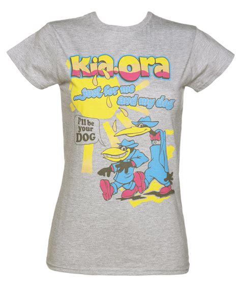 Meaning Of Kia Ora S Grey Kia Ora I Ll Be Your T Shirt