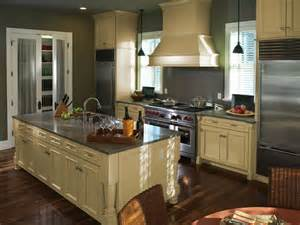 Painted Kitchen Cabinets Ideas by Tagged Kitchen Cabinet Color Ideas With White Appliances