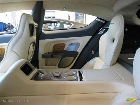 aston martin sedan interior blue truffle interior 2011 aston martin rapide