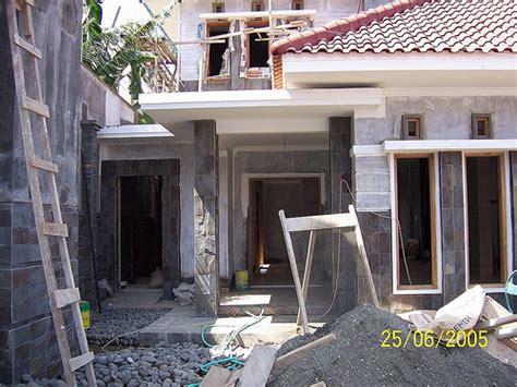 desain interior teras depan rumah tak teras depan daukhan arsitek com