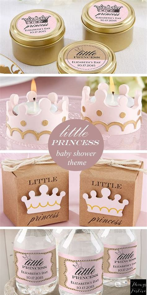 New Princess Baby Shower Theme by Themed Baby Showers New Baby And A Princess
