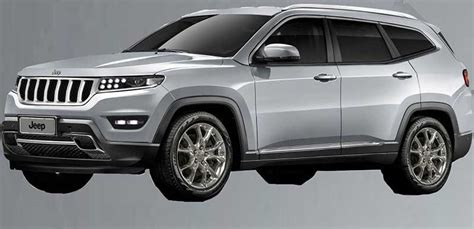Jeep Summit 2020 by 2020 Jeep Grand Big Redesign Or New Generation