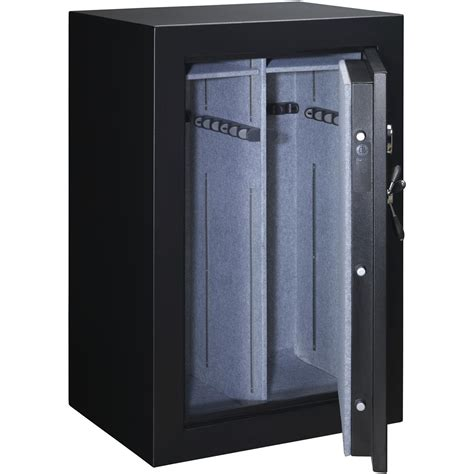 stack on 174 36 gun safe with electronic lock 236591