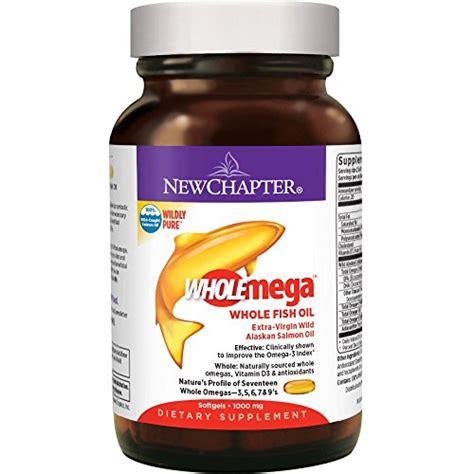 whole 9 supplements new chapter wholemega fish supplement 100