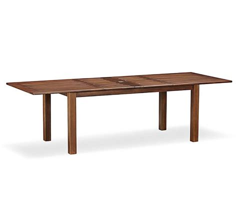 rectangle to square dining table rectangle square dining tables pottery barn images