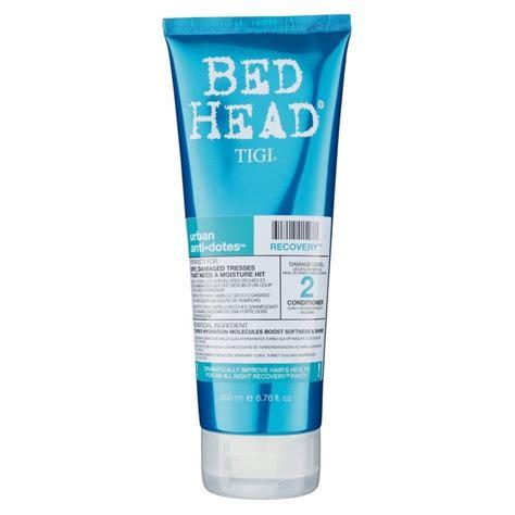 bed head urban dictionary tigi bed head urban anti dotes recovery conditioner 200 ml