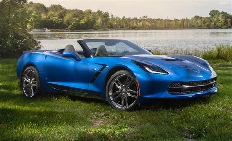 test drive sporty 2015 corvette stingray convertible