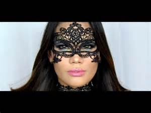masquerade lace makeup youtube