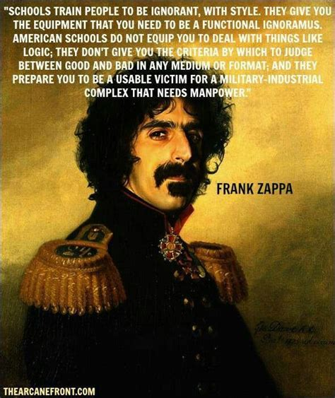 Buddha Wall Sticker frank zappa quotes quotesgram