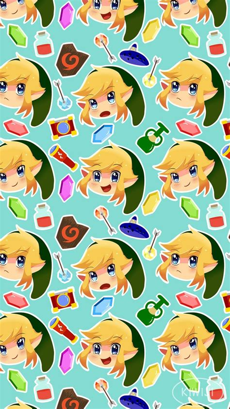 zelda repeating pattern this would make a really good wallpaper the legend of