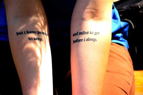 miles to go tattoo 25 best ideas about robert on