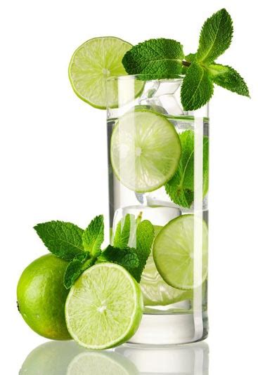 Green Tea Mint Lime Detox Water by Aqua Ionizer Deluxe 7 0 Creates Alkaline Water For Your