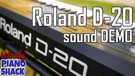Keyboard Roland D10 roland d20 demo best of the presets roland d10 d110