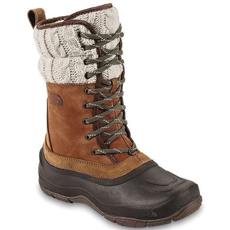northface womans boots the s shellista lace luxe mid boot