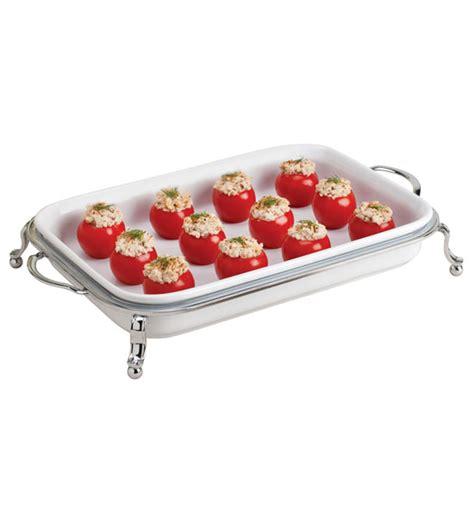 buffet serving dish ceramic rectangular serving dish in buffet supplies