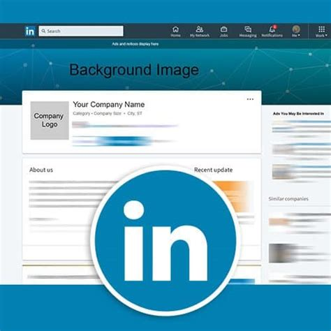 linkedin profile template linkedin photoshop company profile template phases