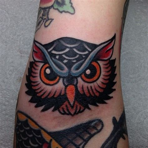 small american traditional tattoos 25 best ideas about owl sleeves on