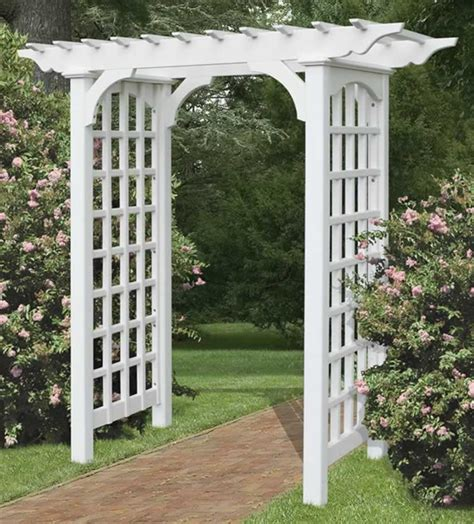 Outdoor Arbors And Trellises Garden Arbor Gate Arbor Decal Galleries