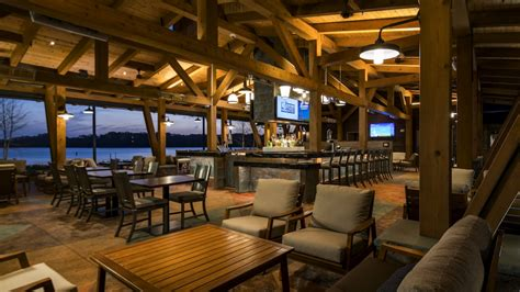 WDWThemeParks.com   News   Geyser Point Bar & Grill Opens at Disney's Wilderness Lodge