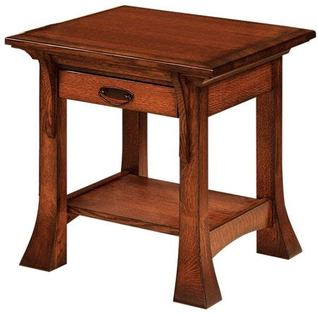 up to 33 breckenridge end table amish outlet store