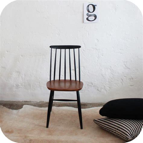 chaise scandinave vintage chaise vintage bois scandinave ilmari tapiovaara atelier