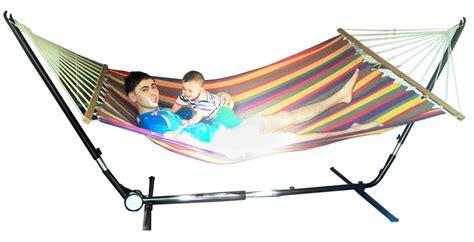 free standing hammock x large free standing hammock bright multi coloured