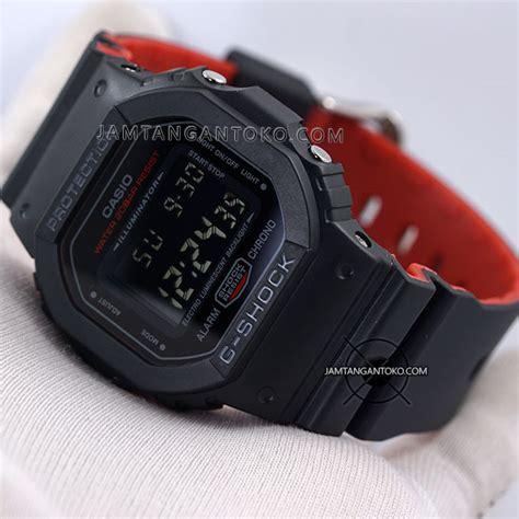 Jam Tangan G Shock Black 1 harga sarap jam tangan g shock dw 5600hr 1 black