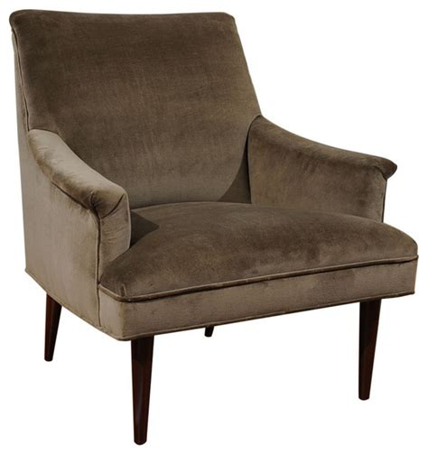 traditional armchair vintage velvet mid century armchair traditional