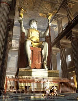 imagenes de la estatua del dios zeus zeus kimdir zeus hakkında bilgi