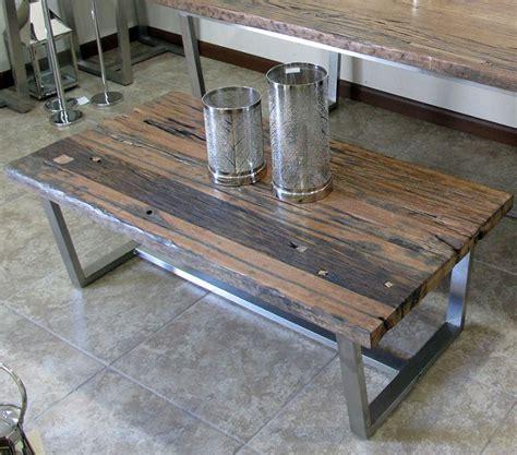 Railway Sleeper Table by Railway Sleeper Coffee Table