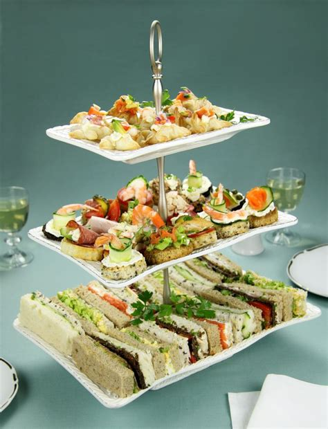 inexpensive wedding reception food finger food food plating presentations
