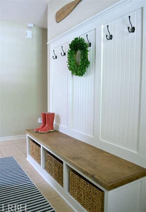 mudroom bench diy diy entryway mudroom hometalk