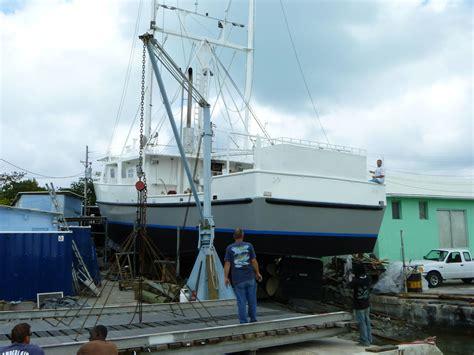 boat yard in spanish photo page r b boatyard spanish wells bahamas