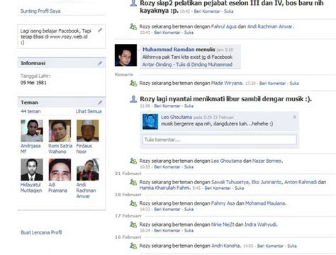 membuat facebook sekarang kemarin sekarang esok dan selanjutnya tips