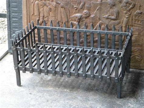 Fireplace Grates Uk by 19th Century Fireplace Basket Or Grate At 1stdibs