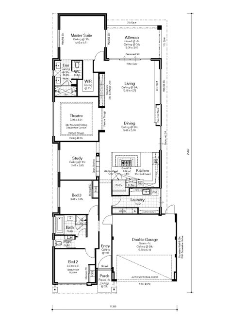 red ink homes floor plans the calypso redink homes 2017 house plans pinterest