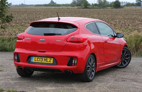 Kia Proceed Review Kia Proceed Gt Review 2013 Parkers