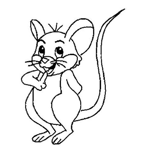 printable mouse images free printable mouse coloring pages for kids
