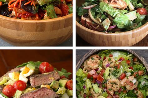 4 protein rich salads tasty these 4 protein rich salads will keep you fueled all day