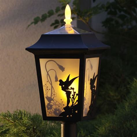 disney solar lights new disney tinker bell solar light l lantern garden