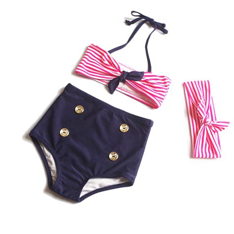 7 Swimsuits For 7 Types 2017 children for 2 7 years swimwear