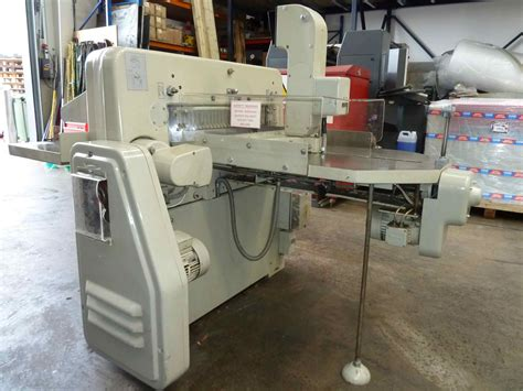 Original Heidelberg Baut Safety Polar guillotines used finishing machines used polar 72 paper cutter