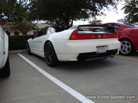 acura nsx spotted in houston on 03 06 2010